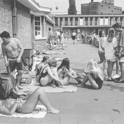 Open zwembad, 1993