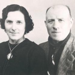 Magdalena Stamper en Odiel Defraeye