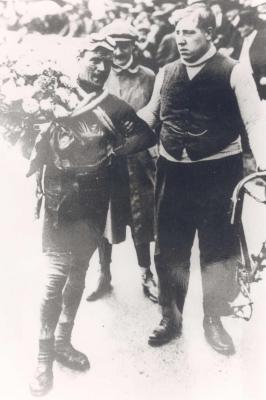 Odiel wint als eerste Belg de Tour de France