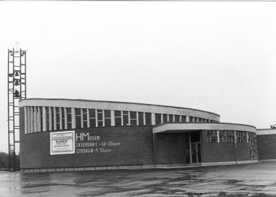 Kerk De Tassche, 1975