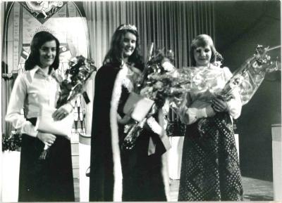 Batjesprinses met eredames, 1975