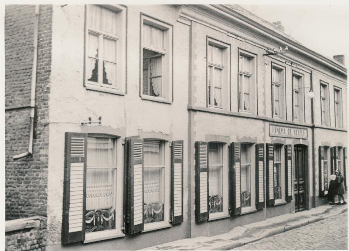 Cinema De Keizer Lichtervelde, anno 1930