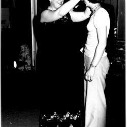 Batjesprinses Agnes Depreitere kroont Vianna Declercq, 1974