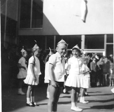 Vernieuwde Meisjesschool, Gits, 1967