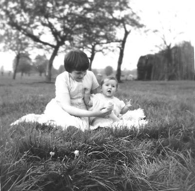 Kinderen, Gits, 1960