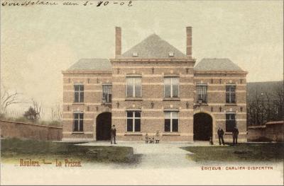 Stadsgevangenis, 1902