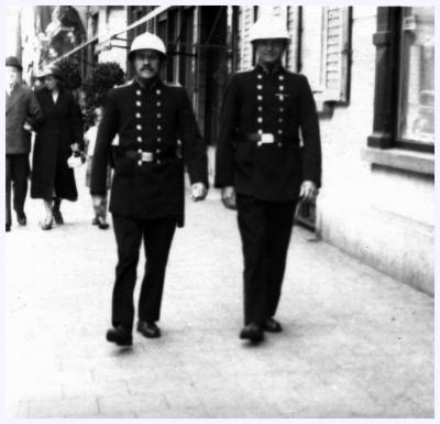 Agenten Samyn en Verbeke, jaren '30