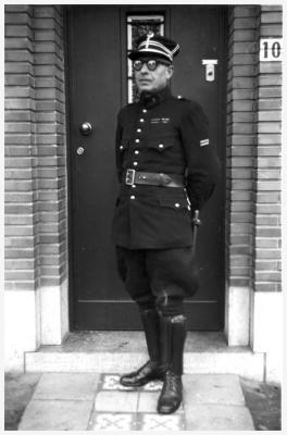 Agent Romain Vanderperre, jaren '40