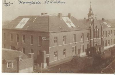Hospitaal in Hooglede