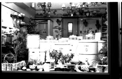 Fotoreportage elektriciteitswinkel R. Cappelle, Izegem, 1958.