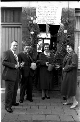 Kampioenviering, Izegem, 1958