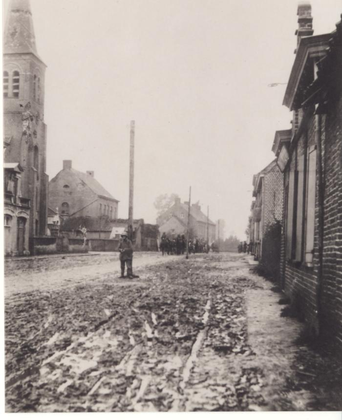 Amersveldstraat, De Geite, Hooglede