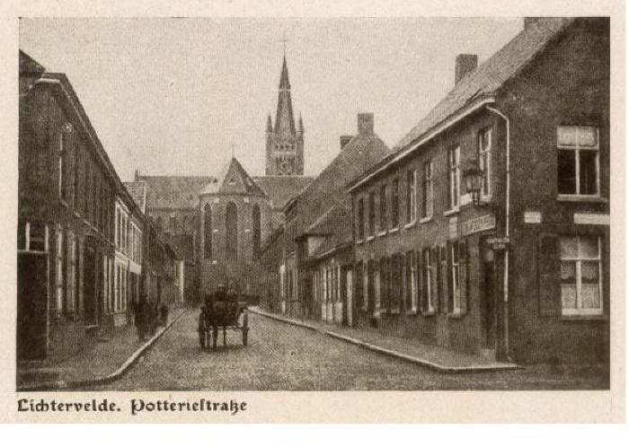 Potteriestraat, Lichtervelde