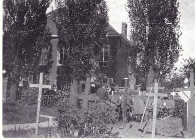 An der kirche, Hooglede
