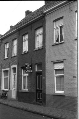 Huis kapster Anna, Izegem, 1958