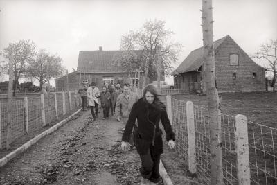 Kinderboerderij, Westrozebeke 1976