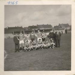 Voetbalploeg Dosko Beveren, 1965