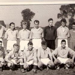 Voetbalploeg Dosko Beveren, 1960