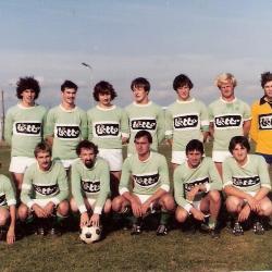 Voetbalploeg Dosko Beveren, 1981
