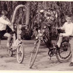 Winnaars velostoet Kouterfeesten, 1970
