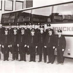 Vrijwillige brandweer, 1990