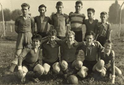 Eerste scholierenploeg Dosko Beveren, 1960