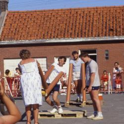 Tienkamp, jaren '80
