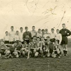 Voetbal KAJ Beveren, 1960?