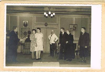 Toneelopvoering, Beveren, 1942