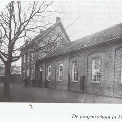 Jongensschool Beveren, 1911