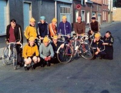 Eerste wielertoeristenbond 'De Morgenstond', Beveren, 1969-1970
