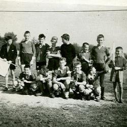Kadetten, Beveren, 1959-1960