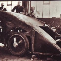 Werkplaats Jonckheere, Beveren, ca. 1925-1930