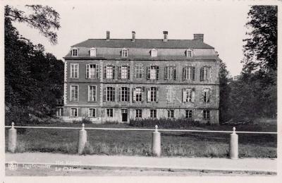Kasteel, Ingelmunster, ca 1950