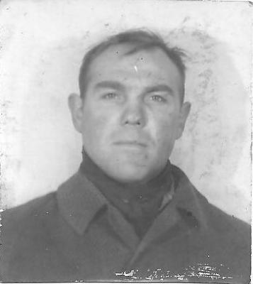 Soldaat Georges Vandepitte, werkkamp Calais