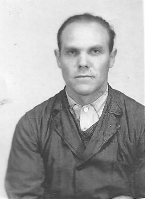 Soldaat Georges Vandepitte, krijgsgevangenkamp Hamburg