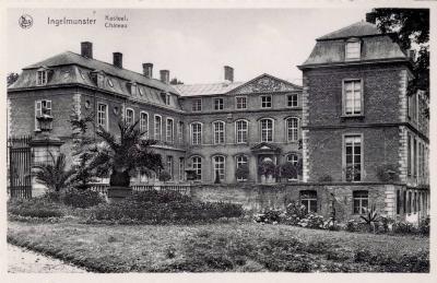 Het Kasteel, Ingelmunster, ca 1950