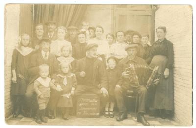 Vluchtelingen Eerste Wereldoorlog