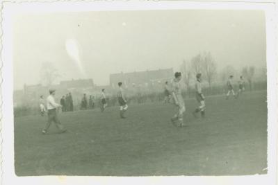 """Fase voetbalmatch """"Dosco Beveren"""", Beveren"""