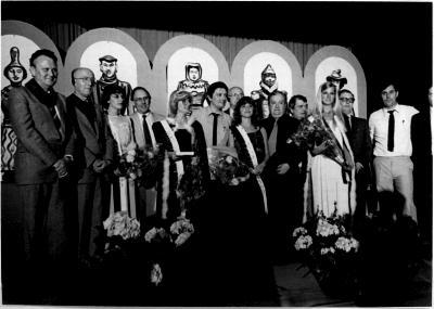 Batjesprinsesverkiezing, 1982