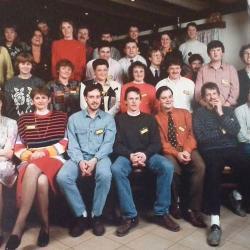 Geboortejaar 1962, 30 jarigen, Gits