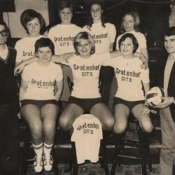 Dolle Mina's, 1974, Gits