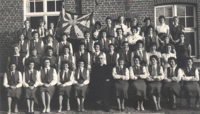 Boerinnen, Gits, 1959