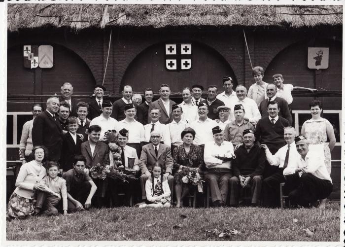 Schuttersgilde Sint-Sebastiaan, Ingelmunster, 1965