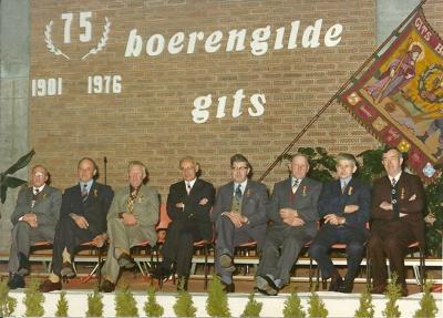 Boerengilde, 1976