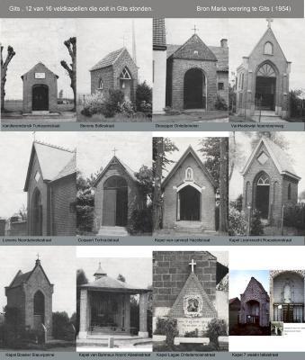 Kapelletjes, Gits