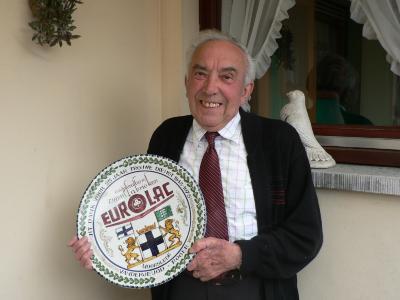 Roger Vanderjeugd, kaasmaker in Moorslede, 1959-1988
