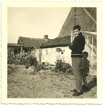 Huis van moeder en vader Lievens-Vervaeke, Gits