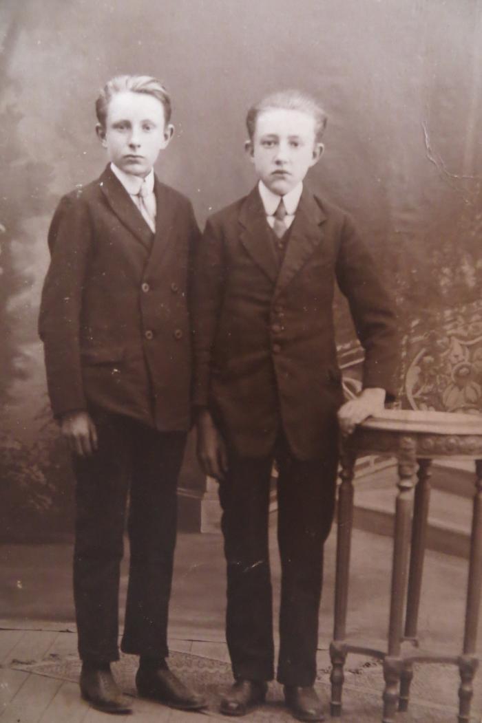 André en Jerome Lievens, Gits