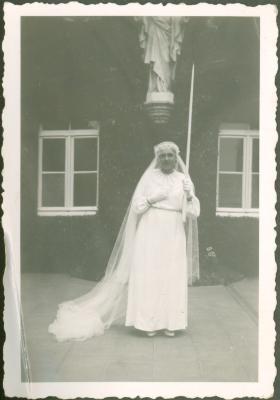 Kloosterzuster: 'Bruid van Christus'